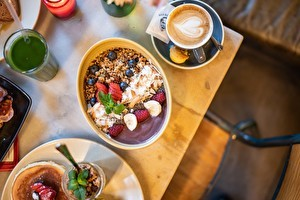 Bukowski breakfast