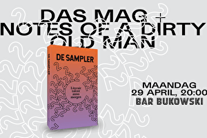 DAS MAG x Notes of a Dirty Old Man